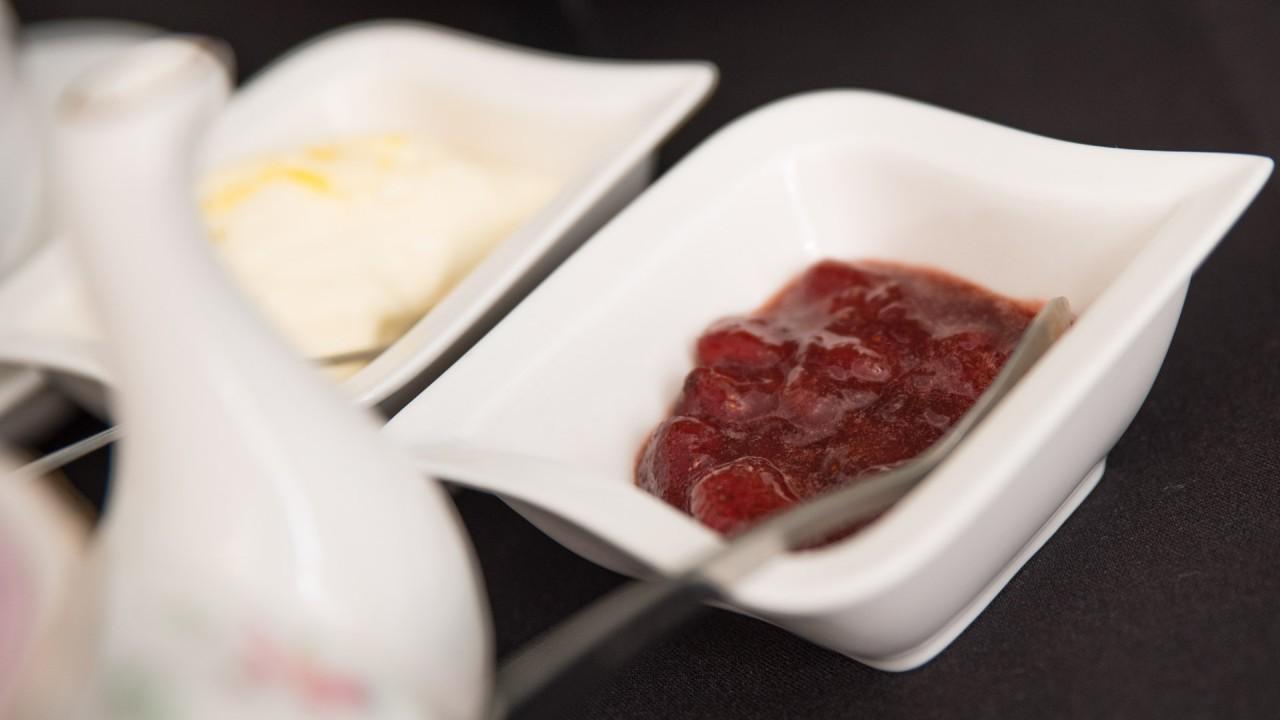 Jam & Clotted Cream